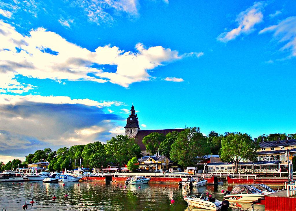 использовать плотные финляндия турку достопримечательности фото них вполне традиционны