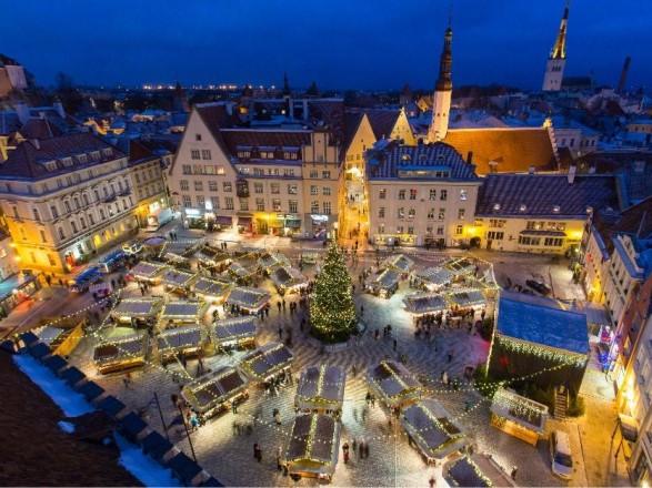 Названо найкращі місця для зустрічі Нового року в Європі