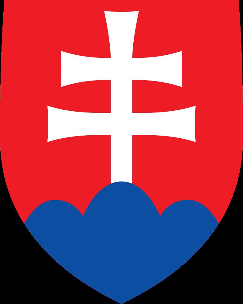 Герб Словаччини