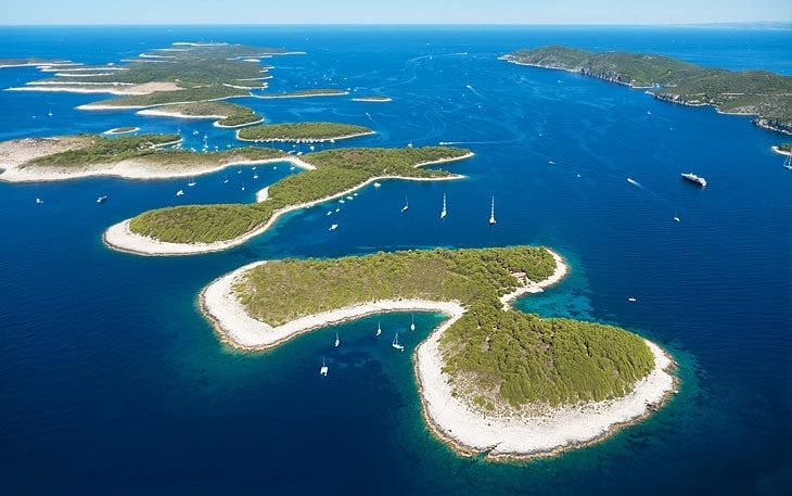 Hvar-Paklin-islands